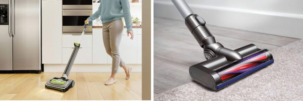 Dyson V AirRam in terms of cleaning performance