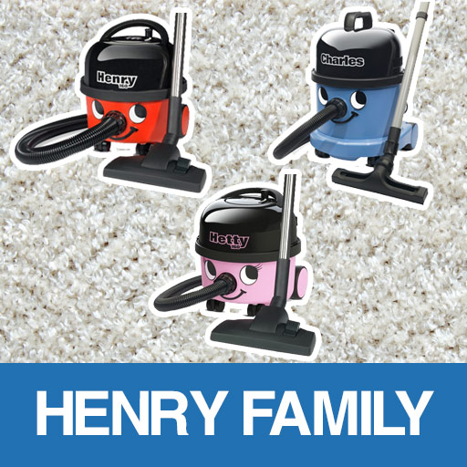 Comparison of Henry Vacuums